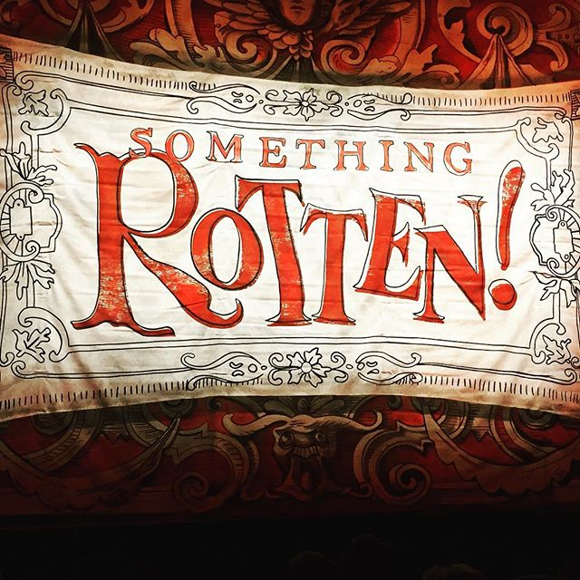 Did you know the brothers behind the Broadway SMASH Something Rotten are joining us for storytelling in Avon Colorado August 18-19?  Hear the hilarious stories and songs behind the 10x Tony Award Nominated Broadway hit, from the imaginative minds of the authors Karey and Wayne Kirkpatrick.  Something Rotten is currently touring across the country and will play in Denver October 17-29.  Consider this your behind the scenes look at this hilarious production! Link to schedule and tickets to Tenth Mountain Storytellers in profile.  #storytelling  #buelltheater  #musical  #grammys #tonyawards  #bottomontop  #brothers  #writing  #comedy  #shakespeare  #creativearts