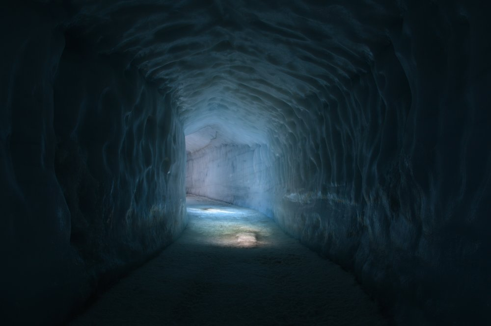"Book a ""Light at the end of my tunnel!"" conversation - by clicking this image."