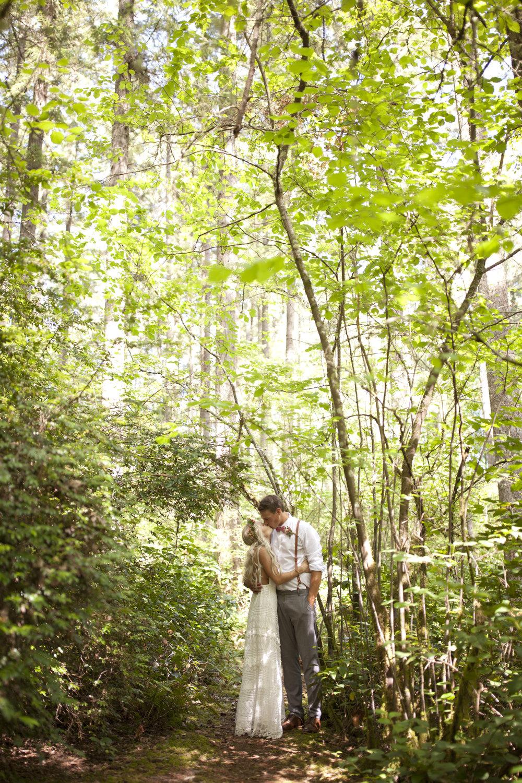 bohemian wedding photo by Chrisy Dorsey Photography