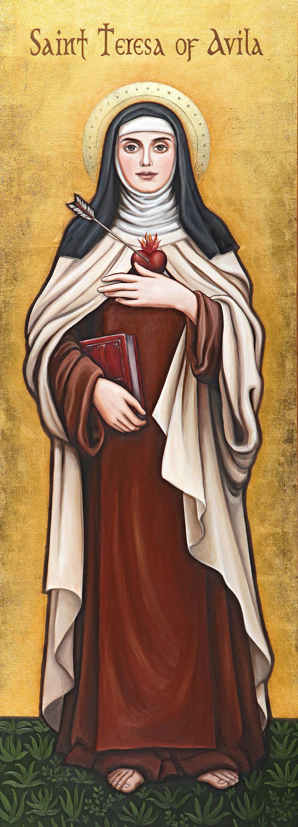 St Teresa - 14x5.jpg