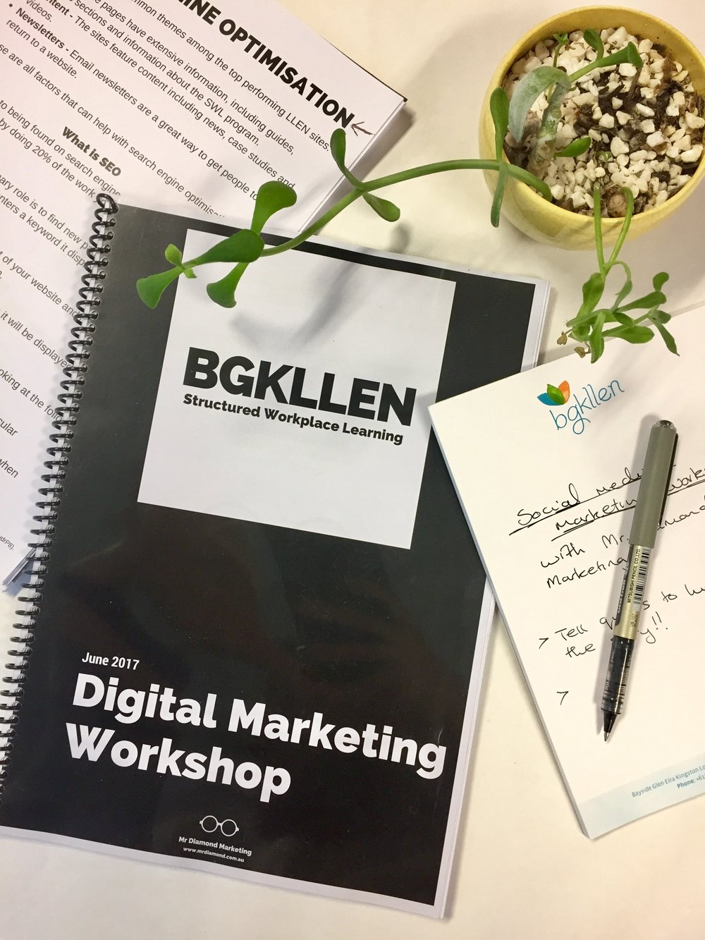 Digital Marketing Training For BGKLLEN