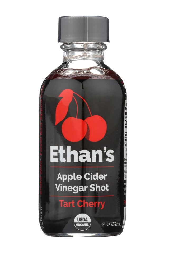 TART CHERRY - Tart on tart on tart. We love the way this flavor pops out of the bottle and delivers a healthy punch right where you need it. Organic tart cherry juice delivers antioxidant and anti-inflammatory benefit on top of the 4 teaspoons of apple cider vinegar. Buckle up.
