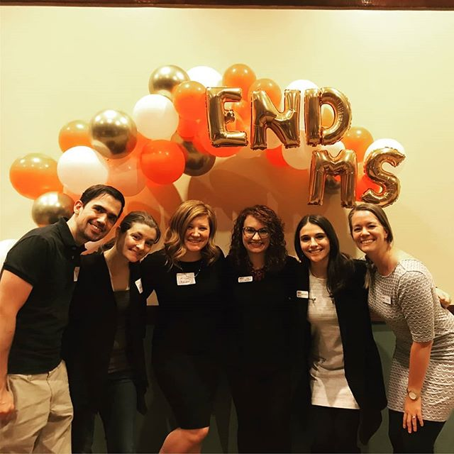Loved helping our friends at National Multiple Sclerosis Society Greater Illinois Chapter celebrate all their top fundraisers of 2018! Keep up the great work 💪🎈