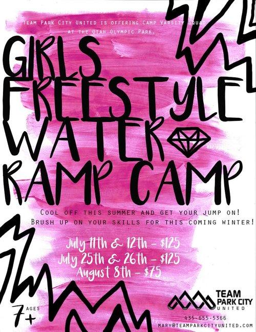 VSQ GIRLS CAMP