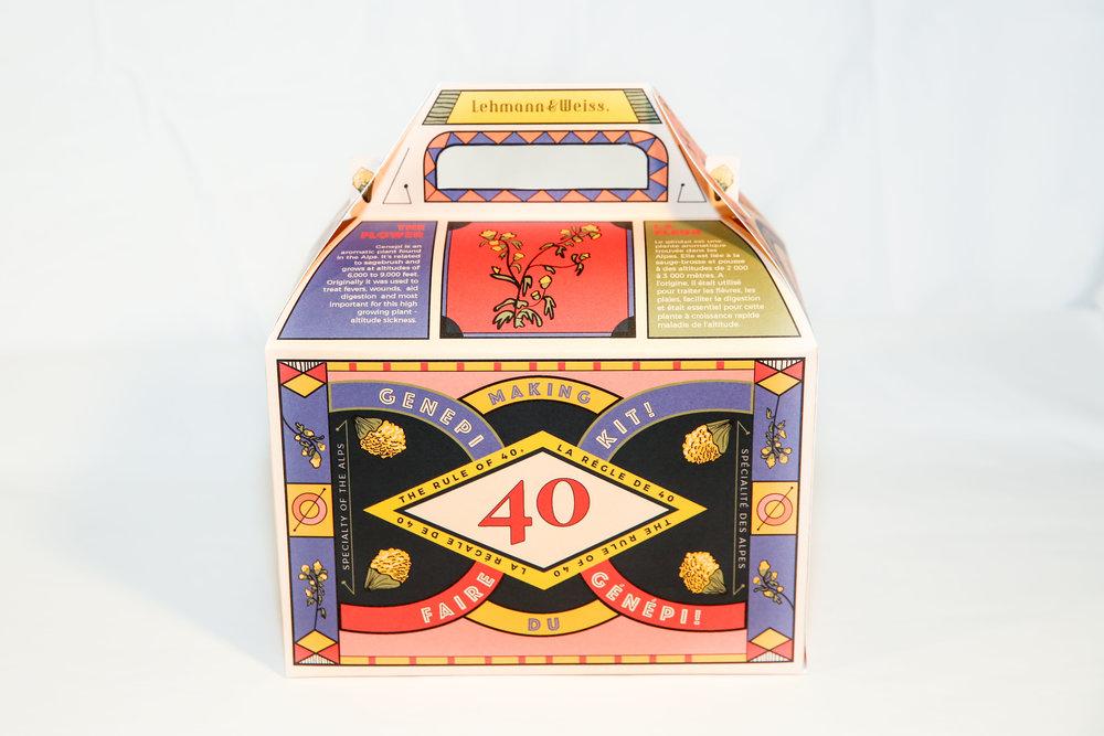 BOX -MAKE YOUR OWNGENEPI KIT - PACKAGING DESIGN