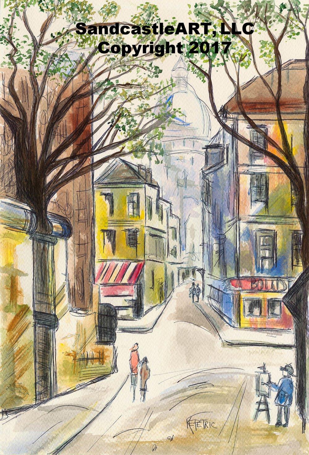 Montmartre 1978