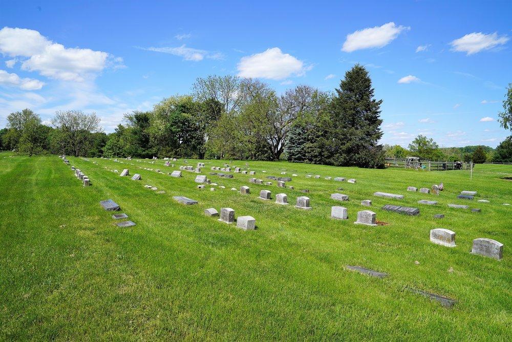 Goshen Friends Meeting Cemetery. East Goshen, PA.