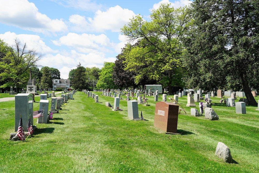 Saint Matthew Cemetery. Conshohocken, Pennsylvania.