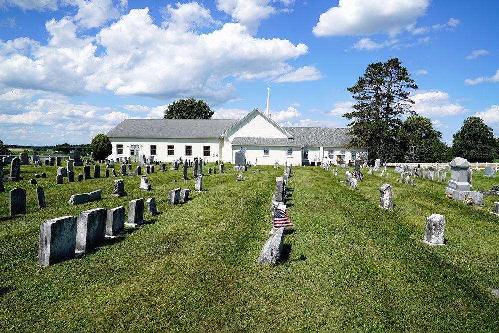 Beulah Baptist Church Cemetery. Oxford, Pennsylvania.