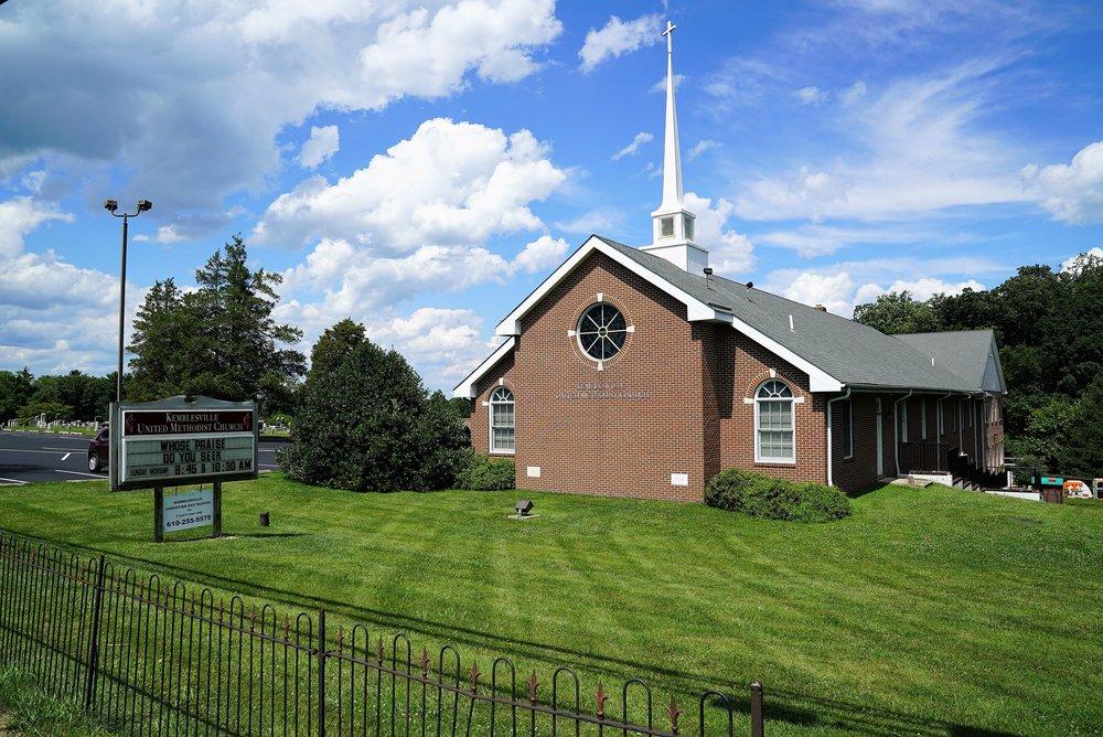 Kemblesville United Methodist Church Cemetery. Kemblesville, Pennsylania.