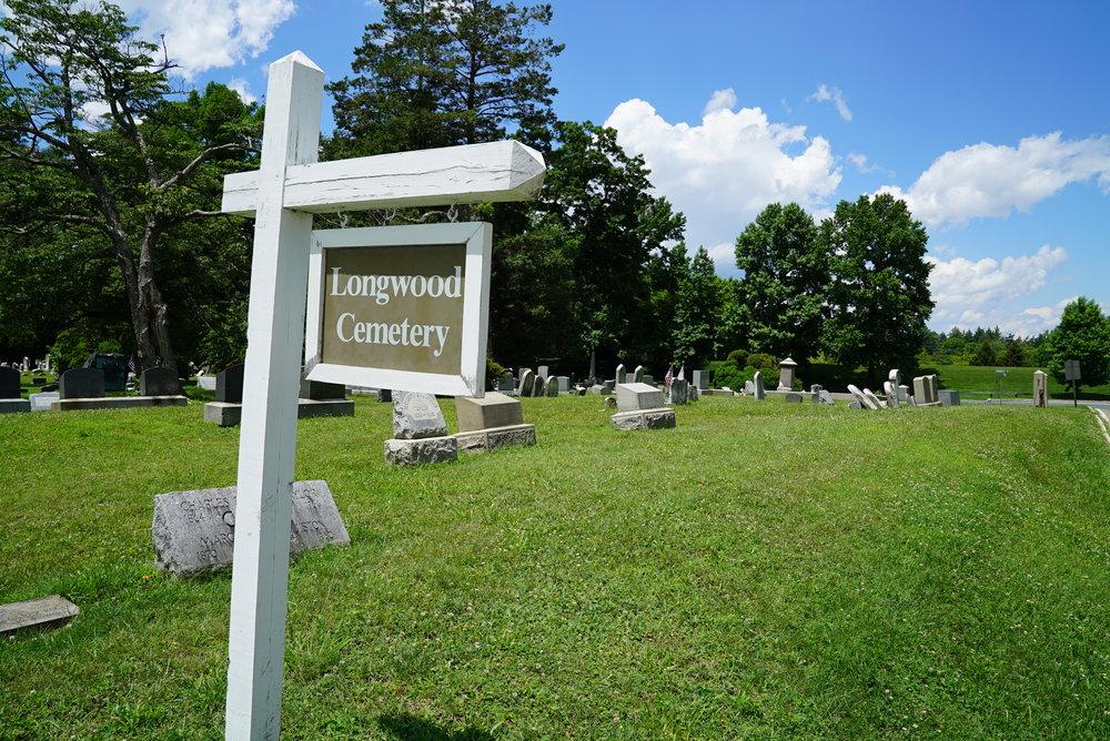 Longwood Cemetery. Kennett Square, Pennsylvania.