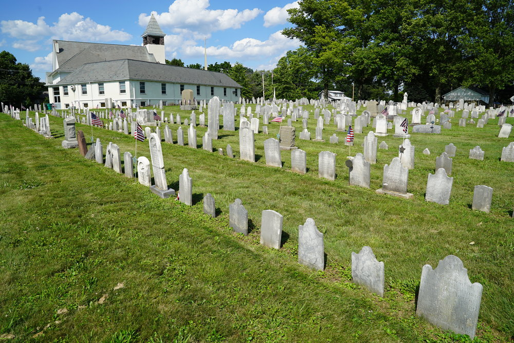 Brownback's United Church Of Christ Cemetery. Spring City, Pennsylvania.