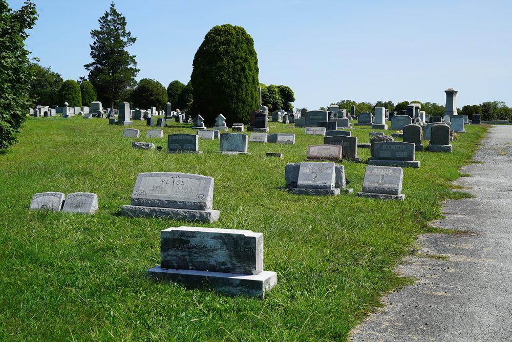 Fernwood Cemetery. Royersford, Pennsylvania.