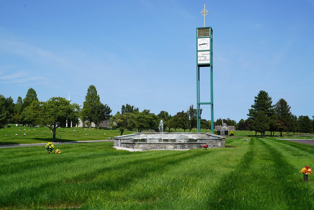 Limerick Garden of Memories. Limerick, Pennsylvania.