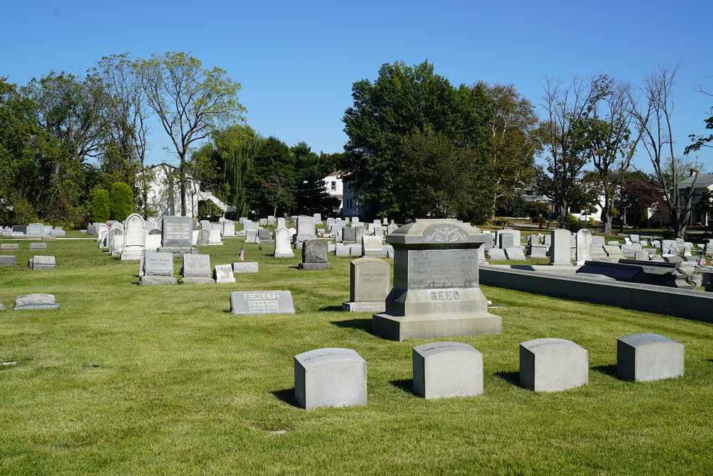 Jeffersonville Presbyterian Church Cemetery. West Norriton Township, Pennsylvania.