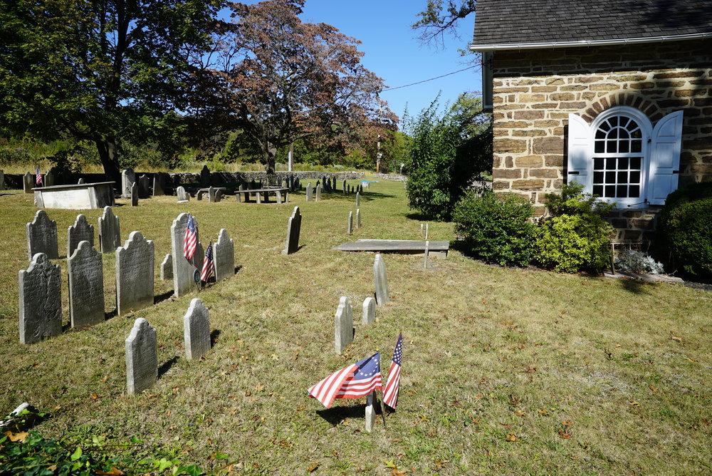 Norriton Presbyterian Church Cemetery. East Norriton Township, Pennsylvania.