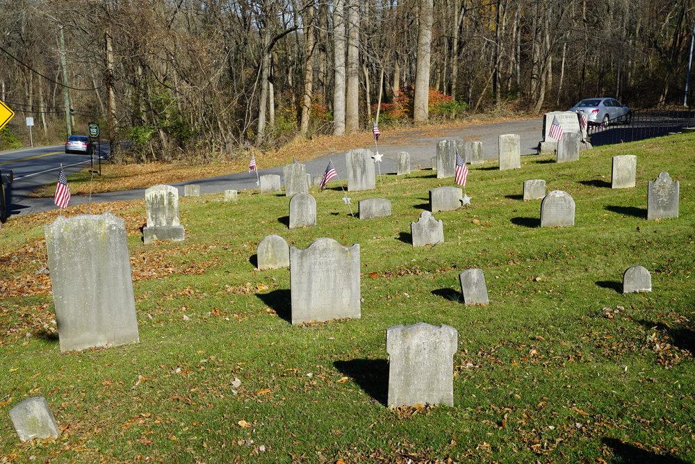 Stonybank Community Church Cemetery. Gen Mills, Pennsylvania.