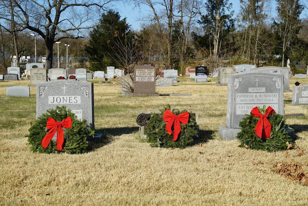 St. Mark Cemetery. Croydon, Pennsylvania.