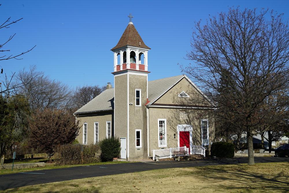 Bensalem United Methodist Chapel. Bensalem, Pennsylvania.