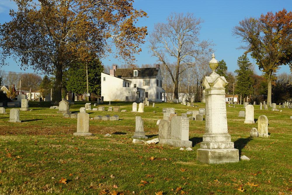 Greenwood Cemetery. Northwood section of Philadelphia, Pennsylvania.
