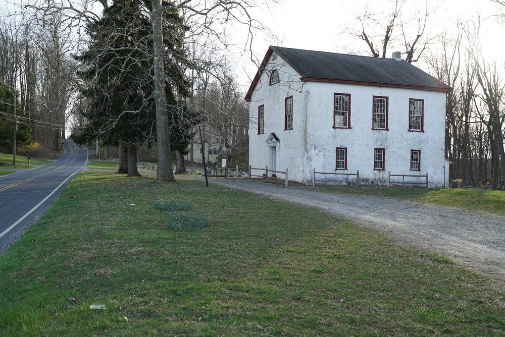 Hibernia Methodist Episcopal Church Cemetery, West Brandywine Township, Pennsylvania.
