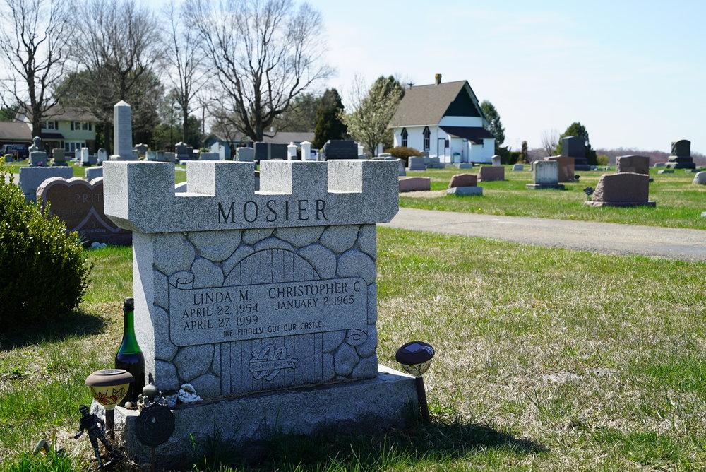 Glen Run Cemetery. Atglen, Pennsylvania area.