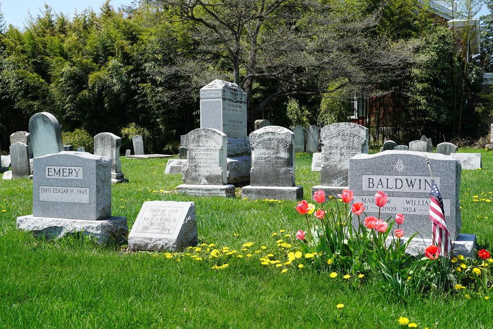 Honey Brook Presbyterian Church Cemetery. Honey Brook, Pennsylvania.