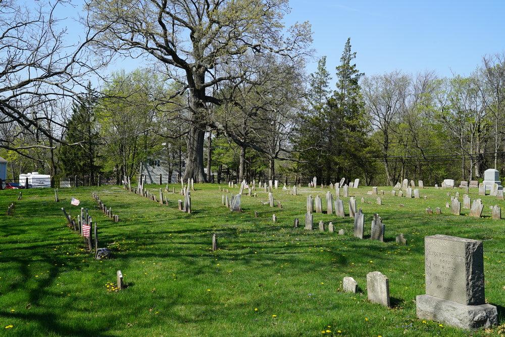 East Coventry Mennonite Cemetery. Pottstown, Pennsylvania area.