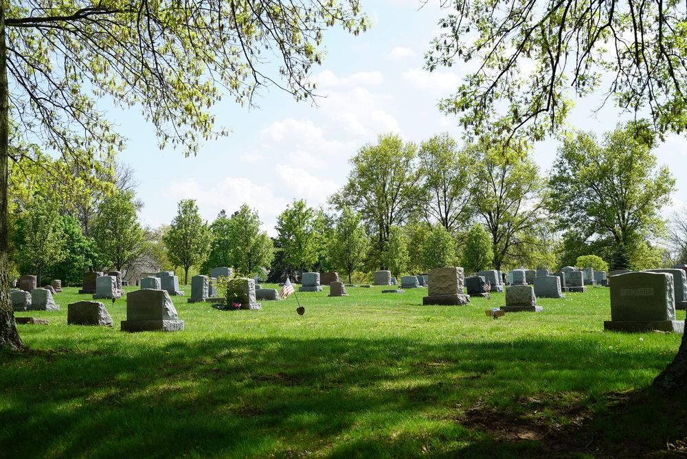 St. Paul's Lutheran Church Cemetery- Telford, Pennsylvania.
