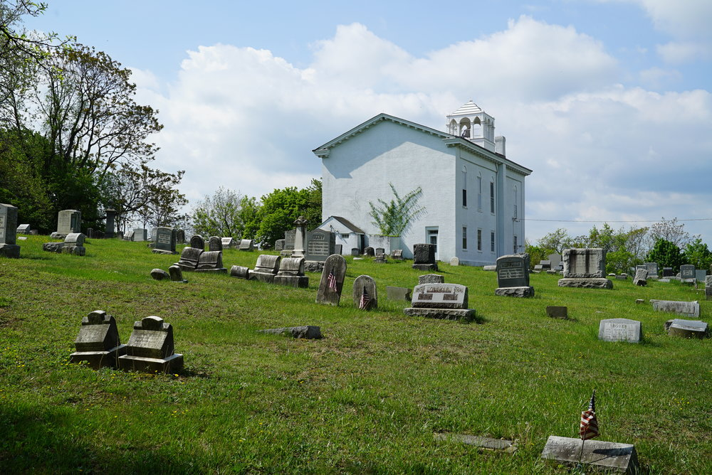 Cold Point Baptist Church Cemetery