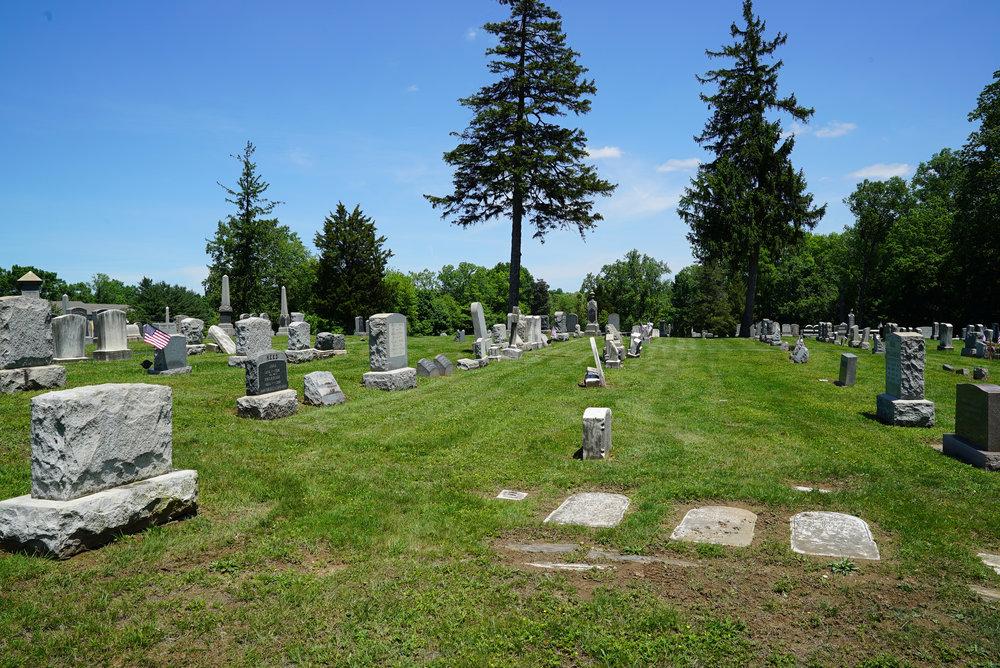 Beechwood Cemetery - Bensalem, Pennsylvania.