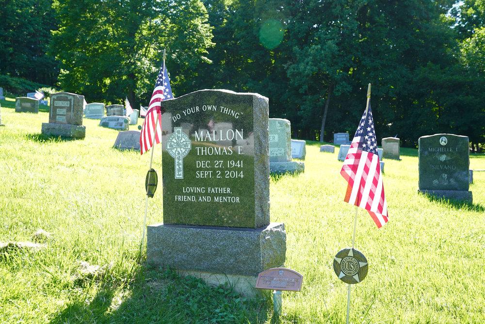 St. Martin Of Tours Cemetery. New Hope, Pennsylvania.