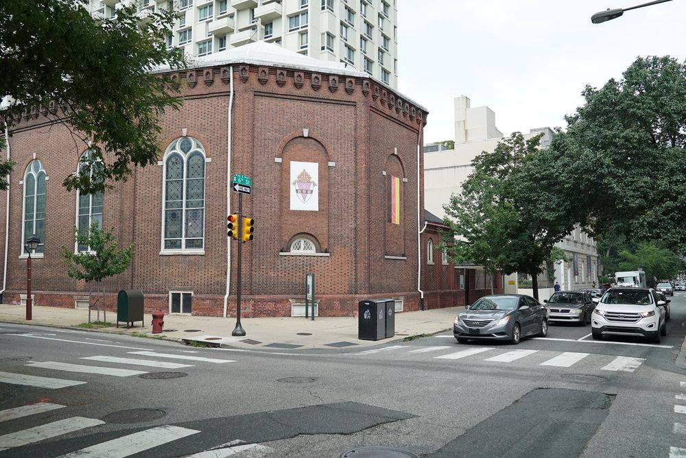 Holy Trinity Church Cemetery - Philadelphia, Pennsylvania.