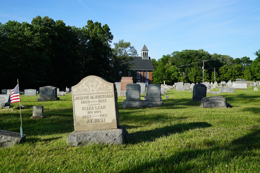 Tinicum United Church of Christ Cemetery