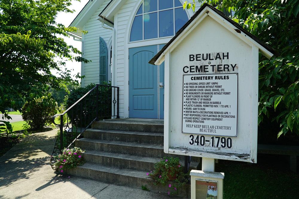 Beulah Cemetery - New Britain, Pennsylvania.