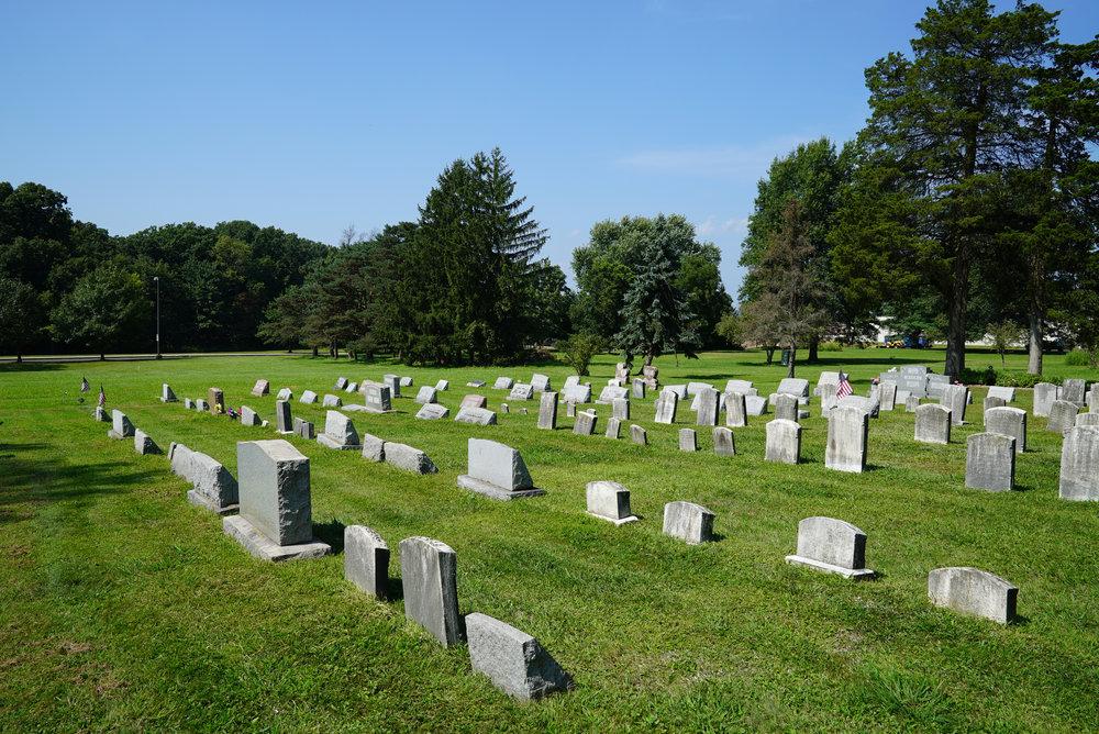 Silverdale Church Cemetery - Silverdale, Pennsylvania