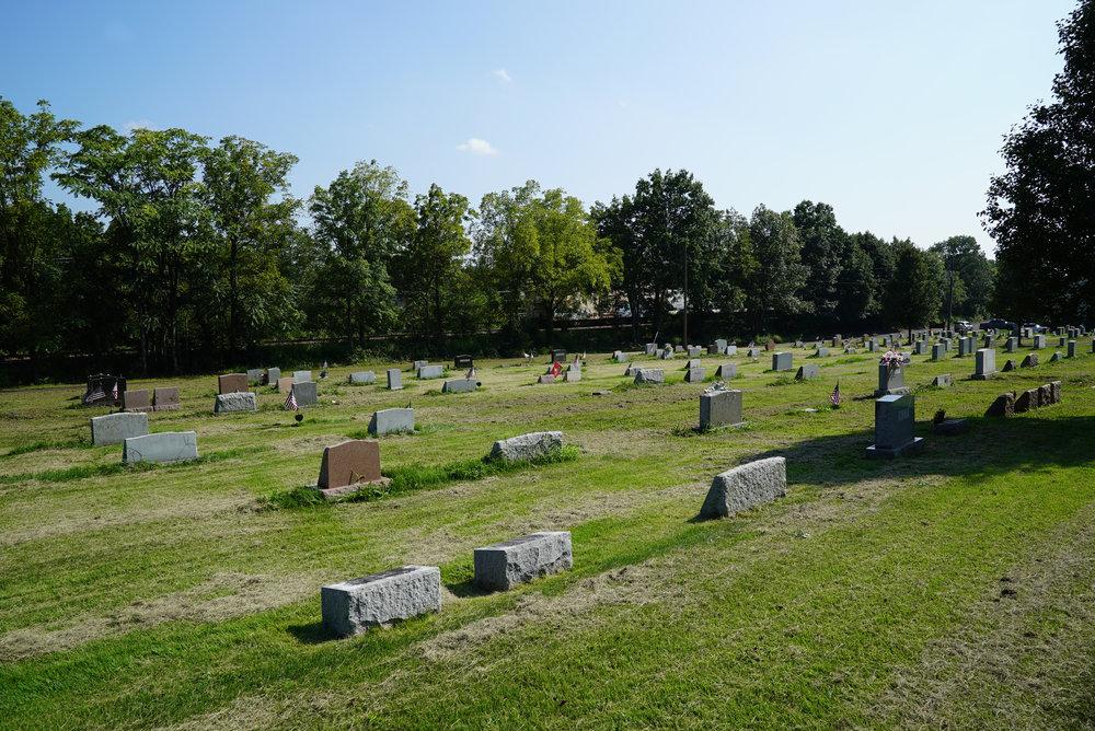 Trinity Cemetery - Telford, Pennsylvania