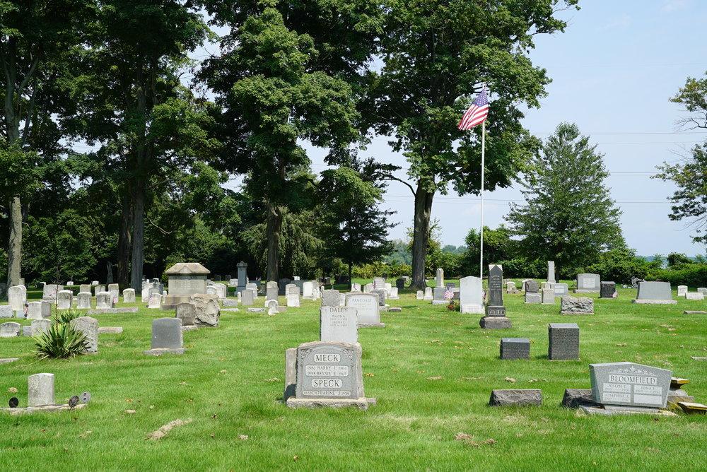 Tullytown Cemetery - Tullytown, Pennsylvania