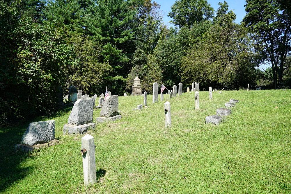 Doe Run Presbyterian Church Cemetery - East Fallowfield, Pennsylvania