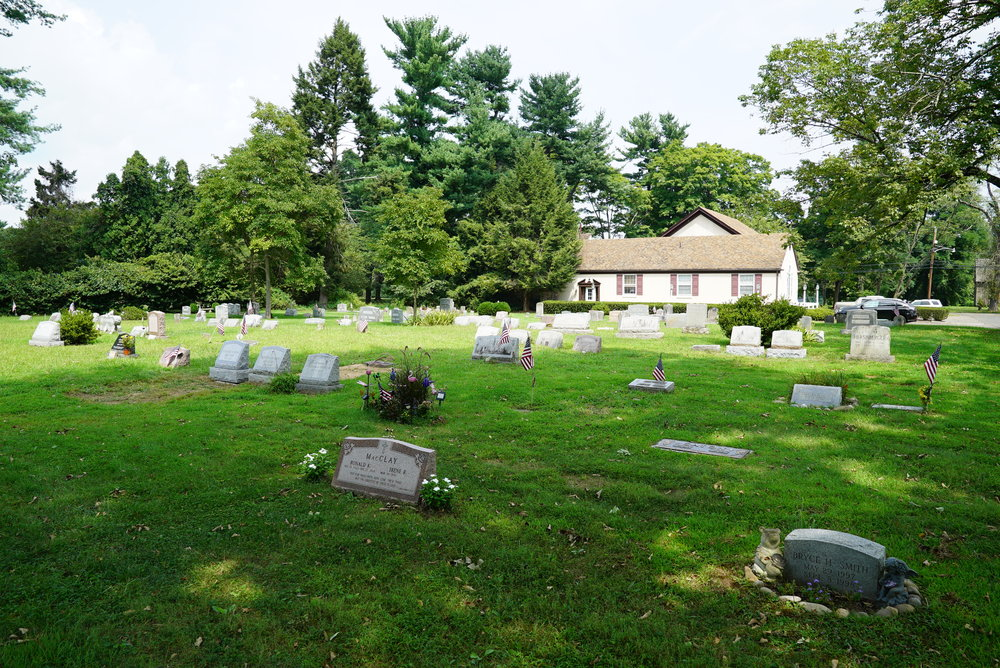 Washington Crossing United Methodist Church Cemetery