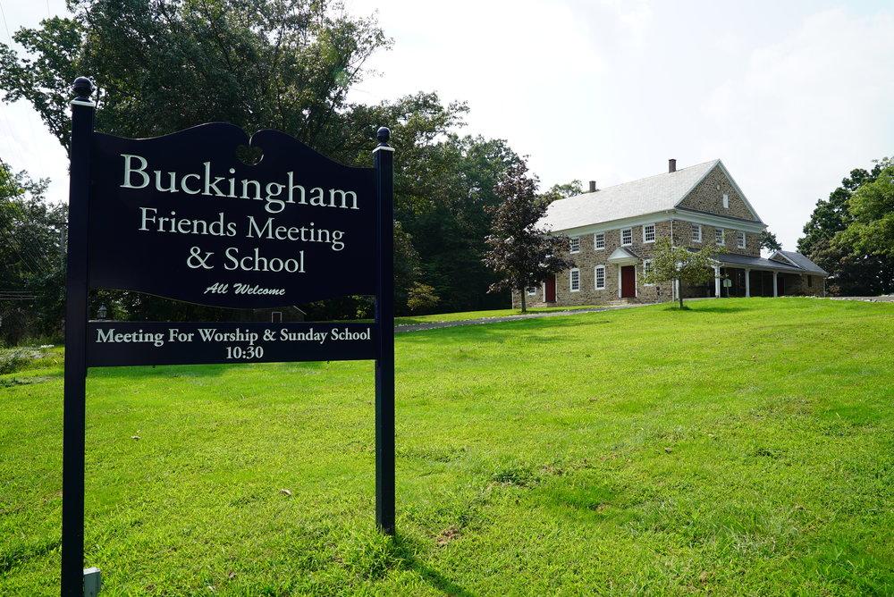 Buckingham Friends Cemetery - Lahaska, Pennsylvania