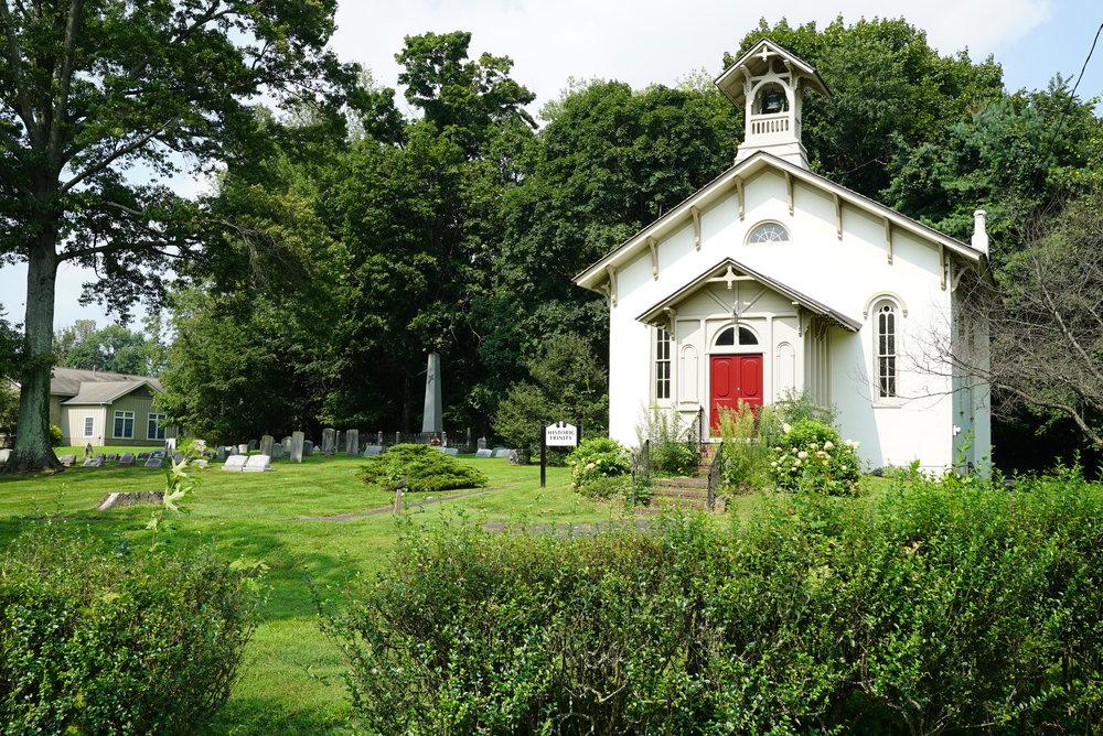 Trinity Buckingham Church Cemetery - Buckingham, Pennsylvania