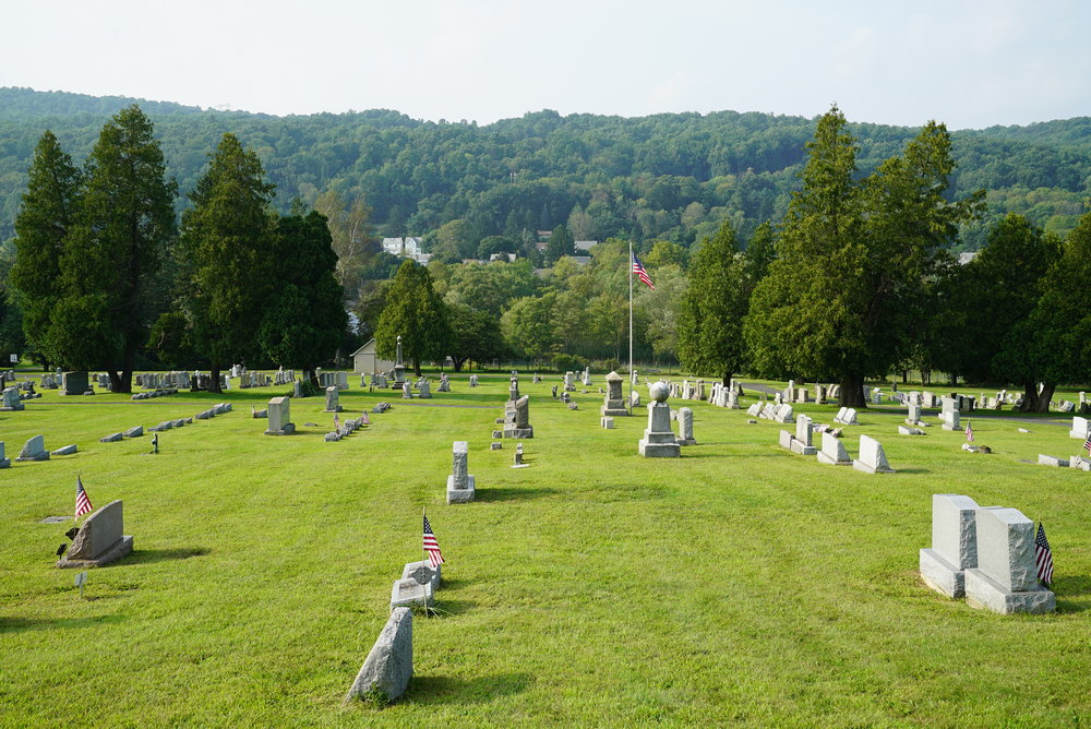 Springtown Cemetery - Springfield Township, Bucks County