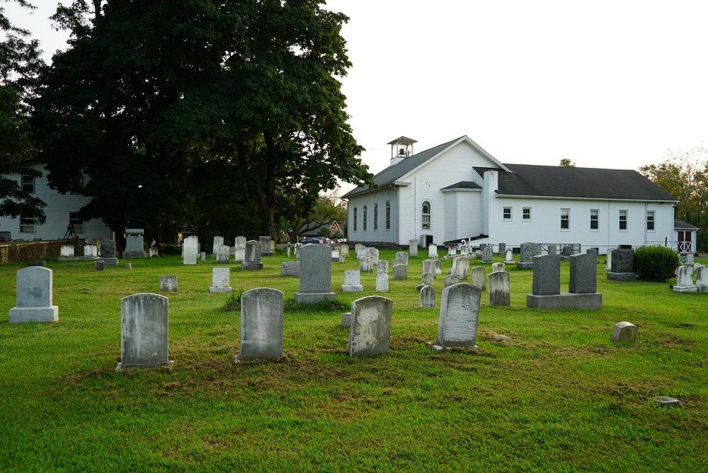 Lahaska United Methodist Church Cemetery