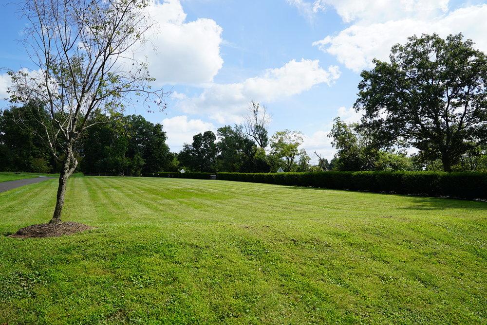 Perkasie Mennonite Cemetery - Hilltown Township, Pennsylvania.