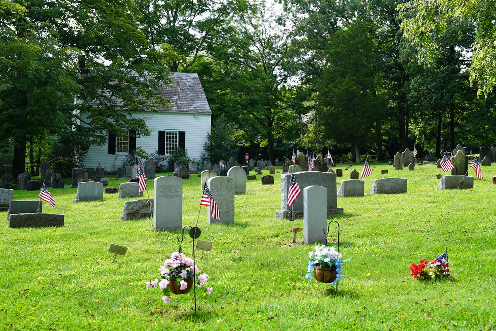 Presbyterian Church of Deep Run Cemetery- Perkasie, Pennsylvania.