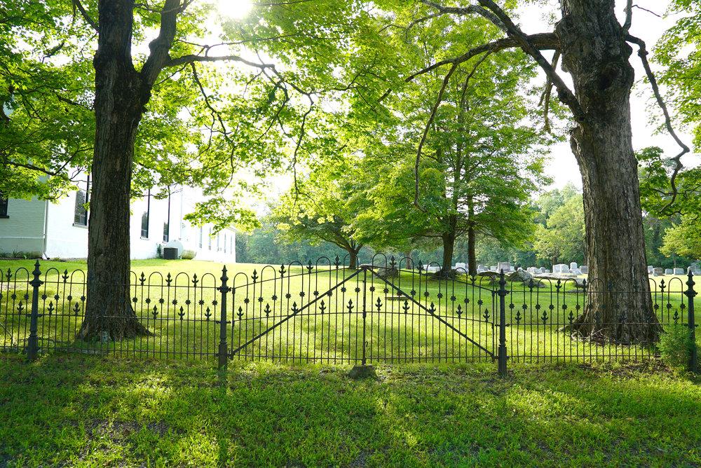 St. Paul's Evangelical Lutheran Church Cemetery, a.k.a. Applebachsville Cemetery - Haycock, Pennsylvania.