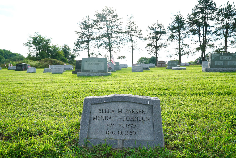 Bella made it to being 101. Springfield Church of the Brethren Cemetery - Coopersburg, Pennsylvania.