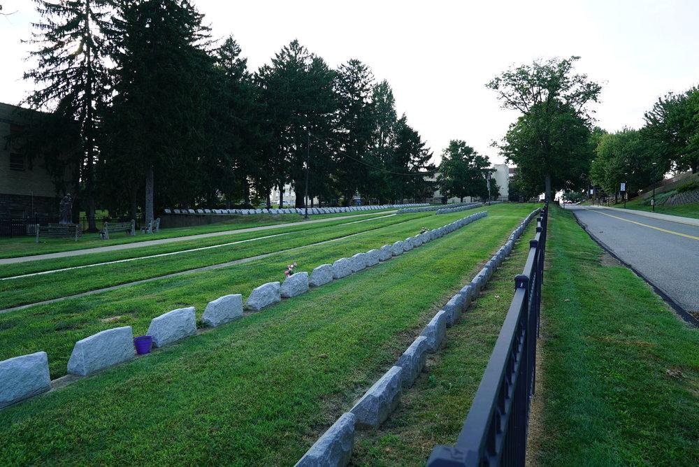 Sisters of the Holy Family of Nazareth Cemetery - Philadelphia, Pennsylvania.