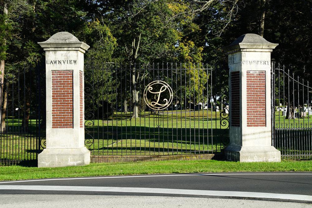 Lawnview Cemetery. Jenkintown, Pennsylvania area.